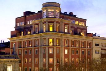 Le Meridien Barcelona, Spain hotel
