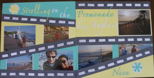 SuitcaseJournal: Promenade des Anglais by Kristin