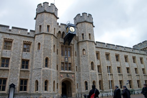 Crown Jewels, Tower of London