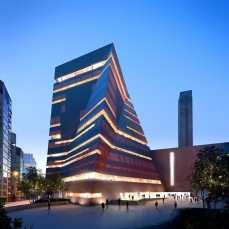 Tate Modern, New Design, London, UK