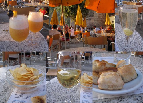 Ananasso Bar, Vernazza, Cinque Terre, Italy