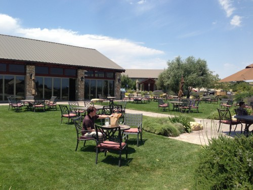 Calcareous Winery, Paso Robles