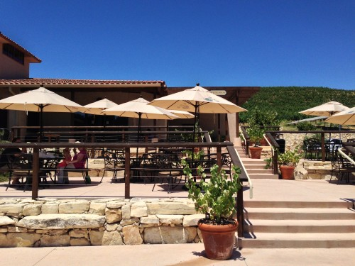 Tablas Creek Winery, Paso Robles