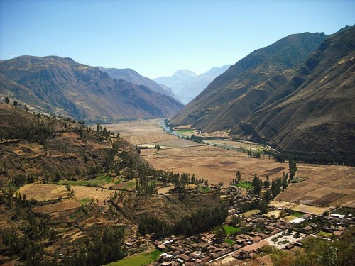Sacred Valley, Peru, South America