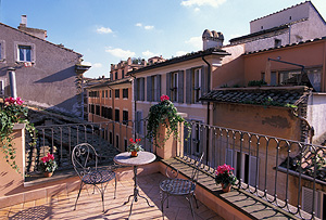 Honeymoon Suite, Residenza Canali, Rome, Italy