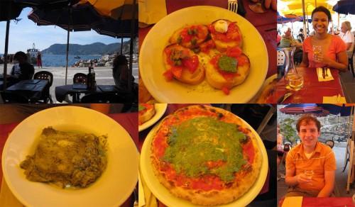 Taverna Del Capitano, Vernazza, Cinque Terre, Italy