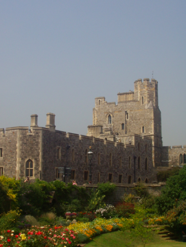Windsor Castle, London, UK