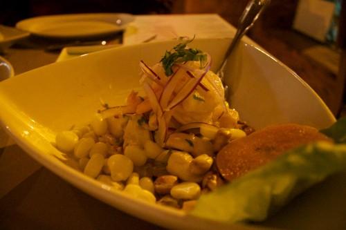 Ceviche, Pio Pio, New York
