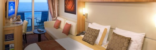 Veranda Stateroom, Celebrity Cruises