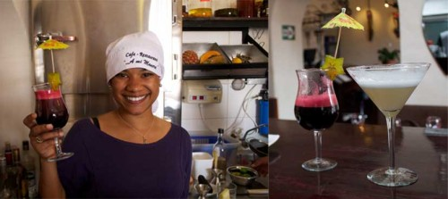 Cooking Class, A Mi Manera, Cusco, Peru, Drinks