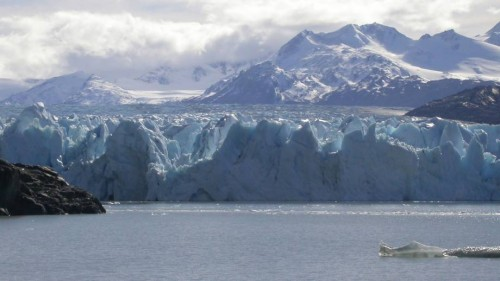 Glaciers from MarPatag Cruise
