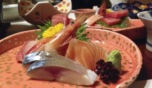 Sashimi - from Japan Travel Guide