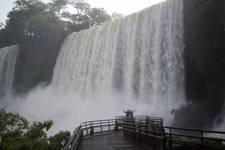 Iguazú Falls - Lower Circuit